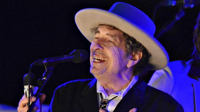 Bob Dylan Juga Absen dari Undangan Barack Obama