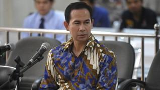 KPK Bakal Limpahkan Perkara Suap dan TPPU Wawan