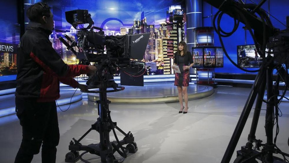 Frida Lidwina Night News