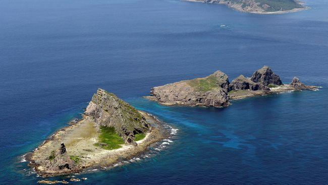 Kapal Perang Dekati Pulau Sengketa, Jepang Protes China