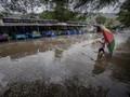 Banjir Rob Rendam Empat Kecamatan di Probolinggo