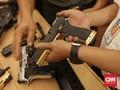 BIN Konfirmasi Pembelian 500 Pucuk Senjata Laras Pendek