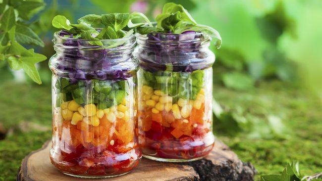'Kampung' Khusus Vegetarian di Rusia