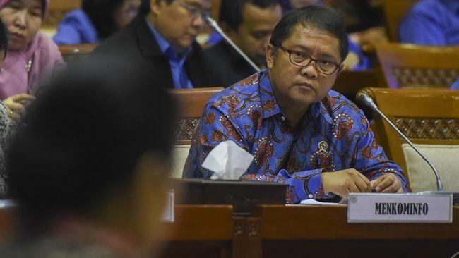Uji Publik Tak Dianggap, Menkominfo Tak Tanggap Visi Jokowi
