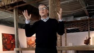 Bill Gates Puji Apple Sebagai Perusahaan Mengagumkan