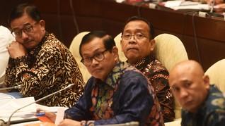 Fraksi PDIP Temui Jokowi Beri Catatan Tax Amnesty