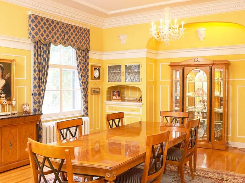 Tak Harus Putih, 6 Warna Ini Juga Buat Ruangan Tampak Lebih Besar