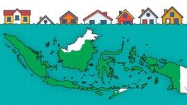 Gelombang Tinggi Landa Sejumlah Wilayah di Indonesia