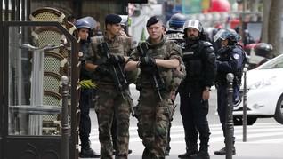 Perancis Kerahkan 100 Ribu Aparat untuk Amankan Piala Eropa