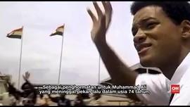 Sapaan Terakhir Ali untuk Penggemar