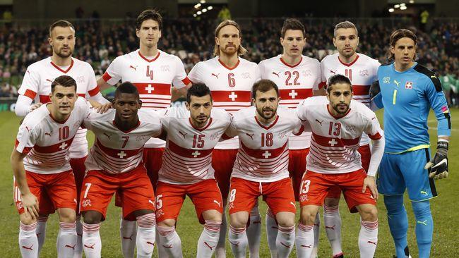 Swiss Menjadi Langganan Baru di Piala Dunia