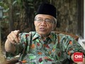 Taufiq Ismail Tersambar 'Petir' akibat Manifes Kebudayaan