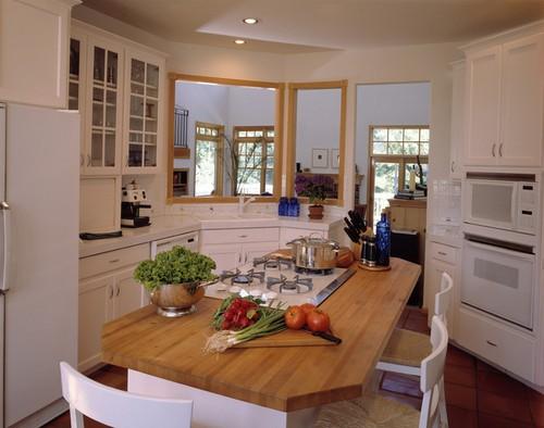 Ini Cara Menyiasati Dapur Kecil  Agar Tetap Nyaman untuk