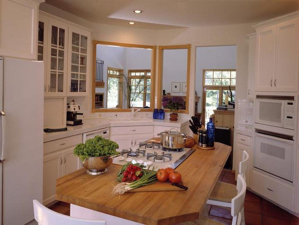 Ini Cara Menyiasati Dapur Kecil Agar Tetap Nyaman untuk Memasak