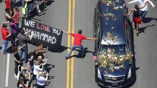 Will Smith Terpana dengan Curahan Cinta untuk Muhammad Ali