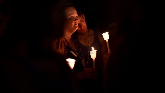Mengapa Banyak Sekali Penembakan Massal di AS
