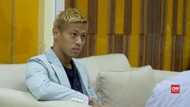 Keisuke Honda Ungkap Rahasia Sukses Main di Eropa
