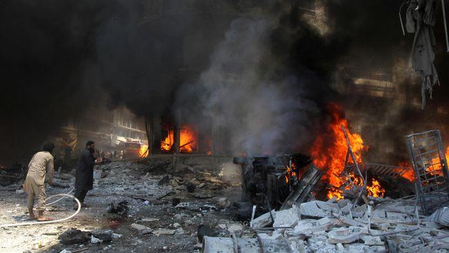 Jatuh Tempo, Pemberontak Tolak Keluar Zona Penyangga Idlib