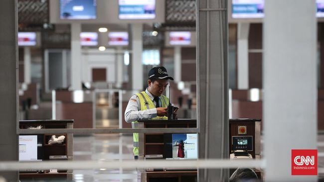 Kemenhub Menanti Pengajuan Inspeksi Ulang Operasi Terminal 3