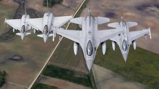Dua Jet Tempur AU Jerman Tabrakan, Satu Pilot Tewas