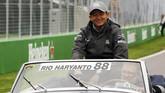 Manajer Rio Haryanto Piers Hunnisett mengatakan sirkuit Gilles Villeneuve lebih cenderung berkarakter sirkuit jalan raya. (Dok. Manor Grand Prix Racing Ltd)