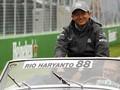 'Rio Haryanto Punya Sponsor Baru untuk F1 2017'