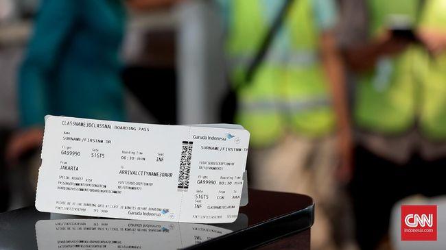 Kode 'Berbahaya' dalam Penerbangan Rute Amerika Serikat
