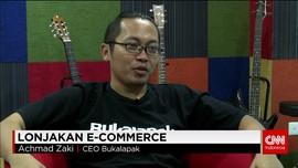Lonjakan E-Commerce