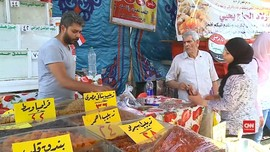 Harga Komoditas di Mesir Melonjak Saat Ramadan