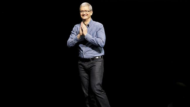 CEO Apple Minta Perusahaan AS Atasi Rentetan Kasus