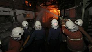 Dua Kebakaran Terjadi di Jakarta Utara