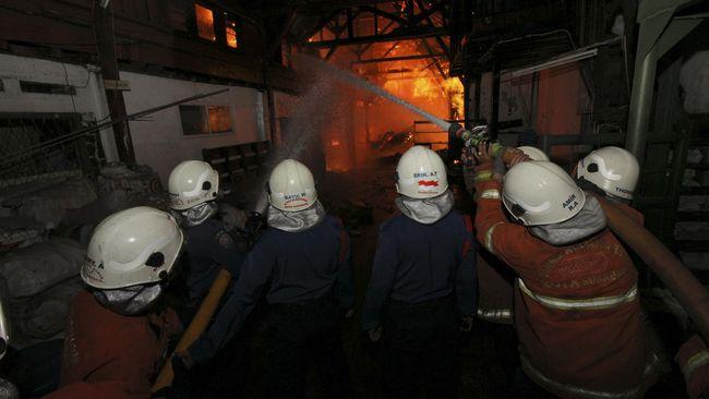 Satu Tewas, Polisi Selidiki Kebakaran Hotel Media Jakpus