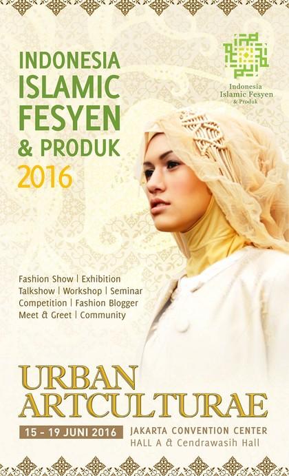 INDONESIA Islamic Fesyen & Produk (IIFP) 2016