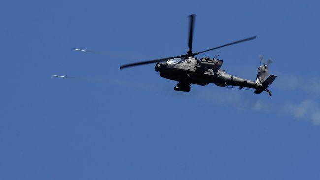 Helikopter Militer Jatuh di Istanbul, Empat Tentara Tewas