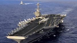 Wapres AS Ikut KTT ASEAN, 2 Kapal Induk Dikirim ke Filipina