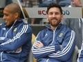 Resep Brasil Setop Messi: Persempit Sudut Umpan