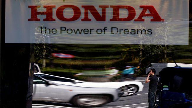 Honda Pukul Jatuh Toyota di China