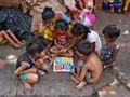 Polio Ditemukan di Selokan, India Gelar Imunisasi Darurat