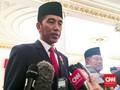 Jokowi Hadiri Pawai Takbir Akbar di Padang