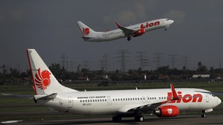 Gara-gara Lelucon Bom, Penerbangan Lion Air Tertunda 2,5 Jam