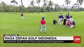 Turnamen Golf Mini