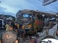 Kecelakaan Beruntun di Tol Purbaleunyi Libatkan 21 Kendaraan