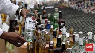 YLKI: DPR Tak Perlu Melarang Konsumsi Minuman Beralkohol