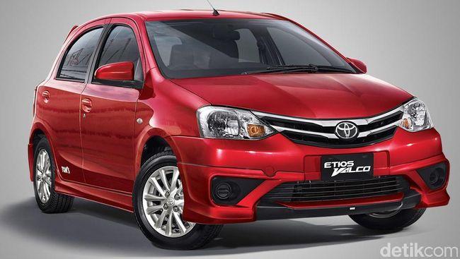 Toyota Belum Hentikan Produksi Etios Valco