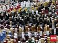 Minum Alkohol dalam Pesawat Bisa Diganjar Penjara
