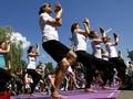 Meditasi Hati, 'Memadukan' Yoga dan Tarian Sufi