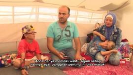 Pengungsi di Yunani Cari Suaka Lewat Skype