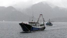 TNI AL Berhasil Tangkap Kapal MT Vier Harmoni