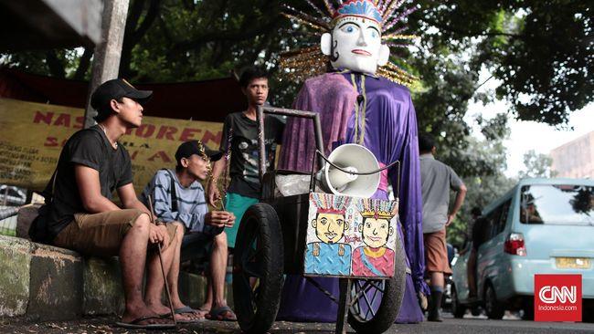 Ingin Larang Ondel-ondel Ngamen, DPRD DKI Usul Revisi Perda
