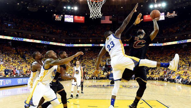 Cleveland Cavaliers Juara NBA 2016